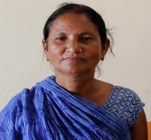 मानमती देवी थरुनी काे तस्वीर