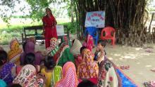 समुह सदश्यहरुलाई अनुशिक्षण ३ दिने गाउँस्तर कार्यक्रम
