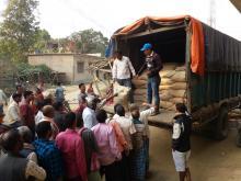 गँहु बिउ वितरण ५० प्रतिशत अनुदानको तस्वीर