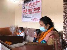 पाचौं गाउँ सभाबाट स्वीकृत बजेट योजना तथा कार्यक्रम