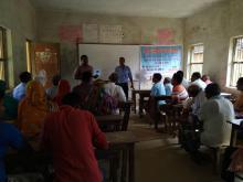 राष्ट्रिय कक्षा पढाई कार्यक्रम