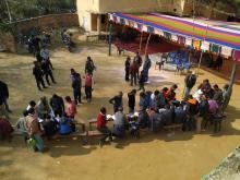 छोरी शिक्षा बिमा सप्ताहिक शिविर कार्यक्रम