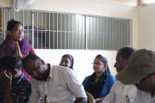 शिघ्र कुपोषण एकिकृत व्यबस्थापन कार्यक्रम तस्वीर