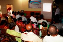 स्थानीय अधिकार कार्यक्रमको परिचात्मक कार्यशाला गोष्ठीको तस्वीर