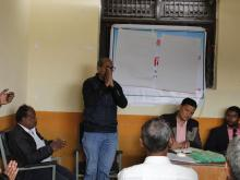 जुनोटिक रोग वारे जनचेतना अभिवृद्धि कार्यक्रम गोष्ठी १ दिनेको तस्वीर