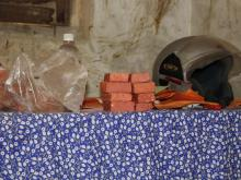 साबुन निर्माण तालिम को तस्वीर