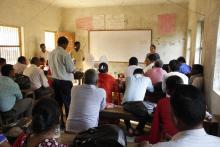 राष्ट्रिय प्रारम्भिक कक्षा पढाई कार्यक्रमको तस्वीर